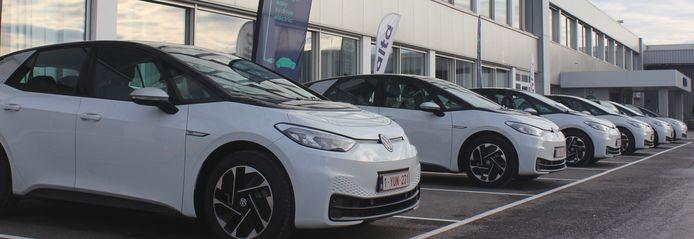 De Balta Group haalt zes elektrische bedrijfswagens in huis