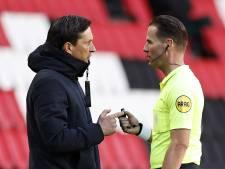 Frustratie bij trainer Roger Schmidt van PSV is begrijpelijk