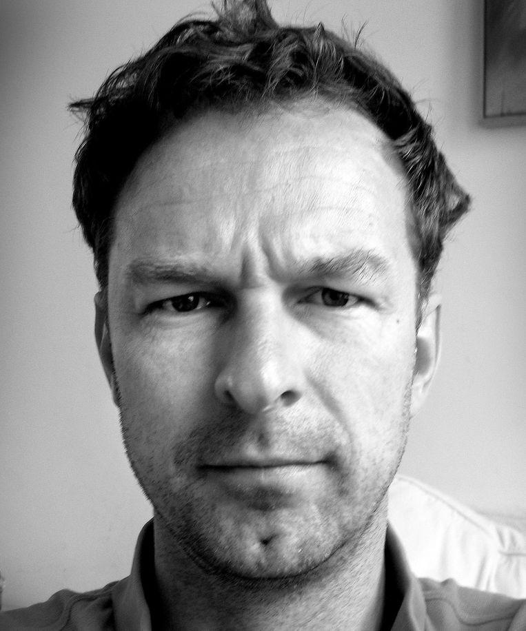Publicist Marcel Duyvestijn Beeld -