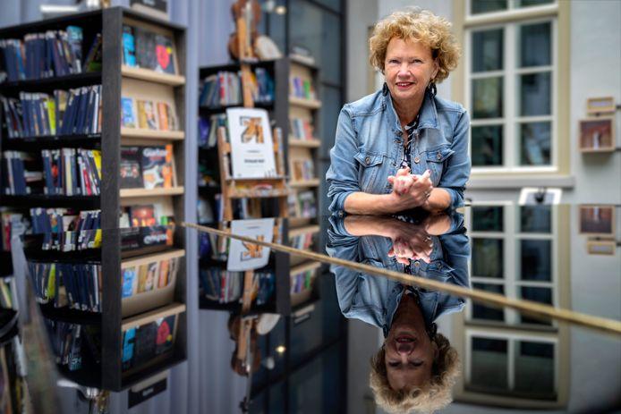 Nan van Schijndel, directeur van Huis73, in de ontmoetingsruimte van de Muzerije.