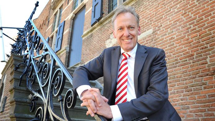Burgemeester Roolvink vindt dat ondermijning in het stadsbestuur met alle beschikbare middelen voorkomen moet worden.