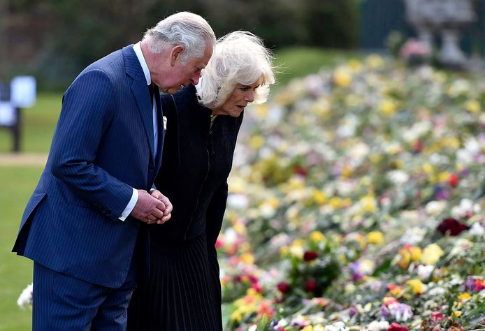 Prins Charles en Camilla.