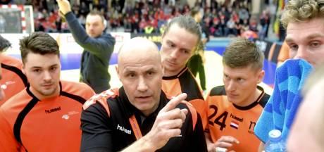 Richardsson langer bondscoach Nederlandse handballers