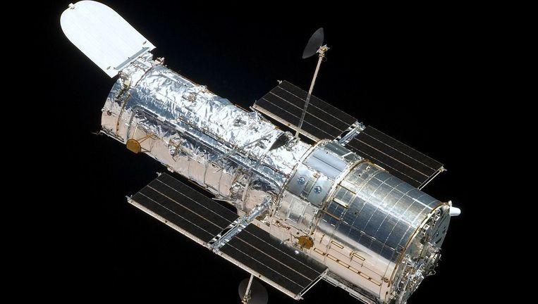 De Hubble telescoop. Beeld Wikimedia Commons