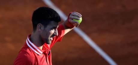 """Djokovic sur la vaccination: """"Je vais garder ma décision pour moi"""""""