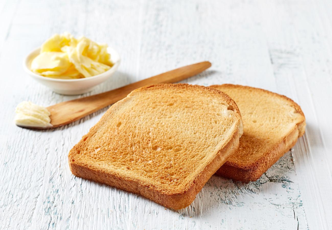 Is een geroosterde boterham gezonder voor je darmen?