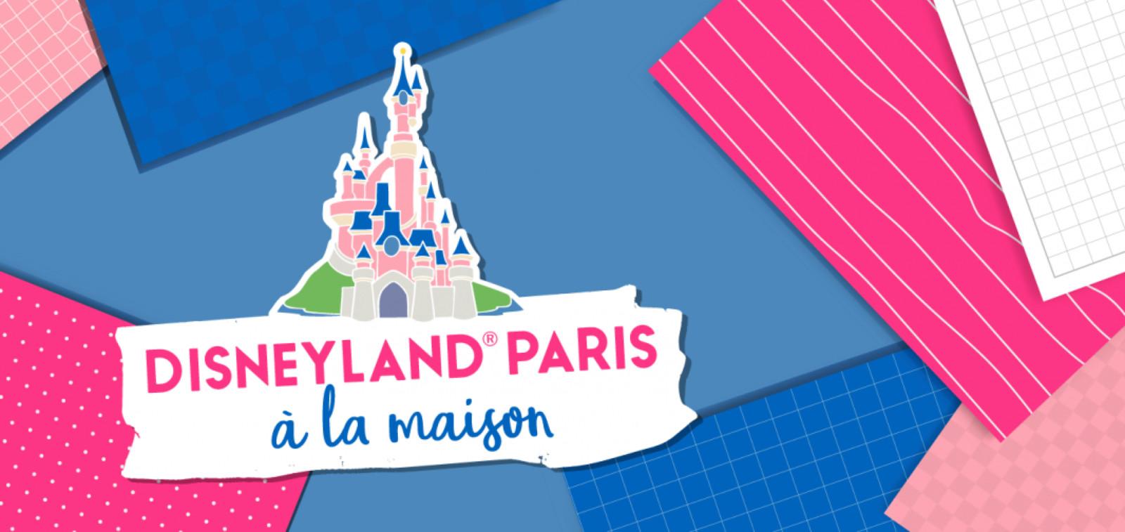 Disneyland Paris at home