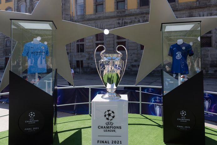 De Champions League finale is vanavond om 20.30 uur te zien op SBS6.