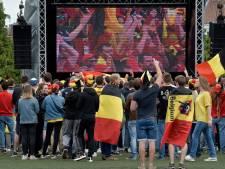 Euro 2020: oui, il y a des écrans géants dans la région de Charleroi