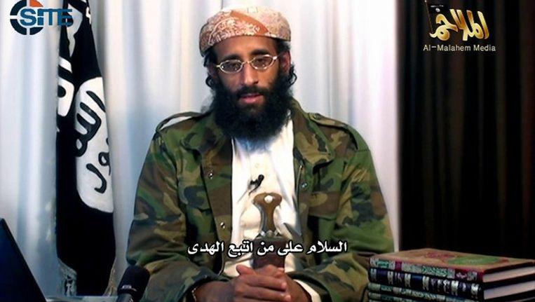 Anwar al-Awlaki © ANP Beeld