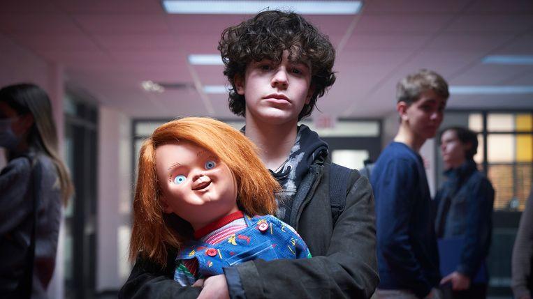 Zackary Arthur in 'Chucky' Beeld Streamz