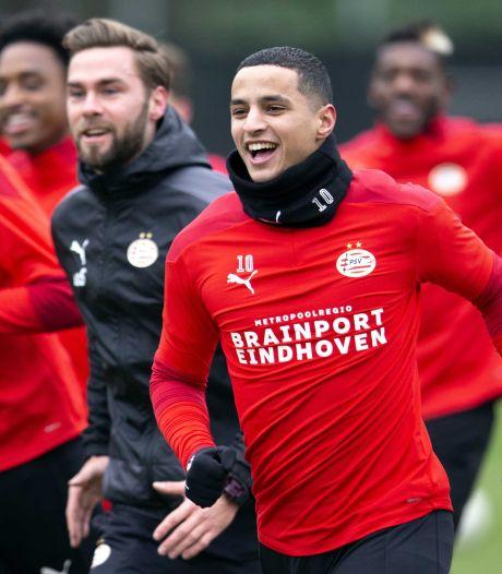 Ihattaren belooft beter zijn best te gaan doen bij PSV