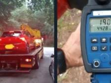 Politie geschokt over snelheid van 190 km/u op toeristische weg: 'Bizar'