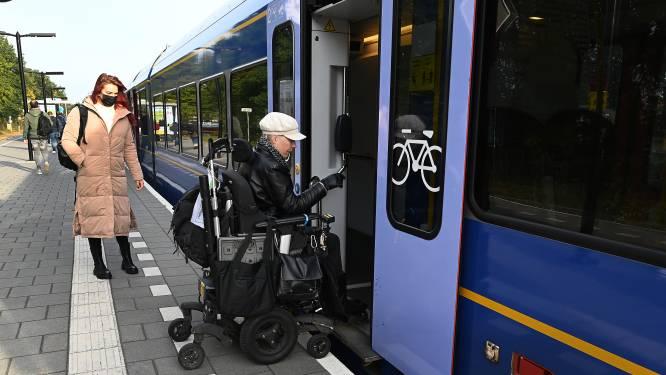 Met de rolstoel de trein in? In Cuijk en Boxmeer heb je dan een probleem