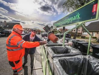 Kunstlaan krijgt mobiel recyclagepark op bezoek