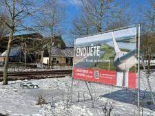 Groep Heinenoorders dwingt meer inspraak over zonnepark af met eigen enquête: 'Dan doen we 't zelf'