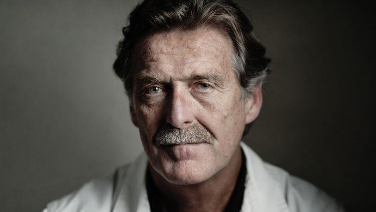 Wim Distelmans Beeld Eric de Mildt