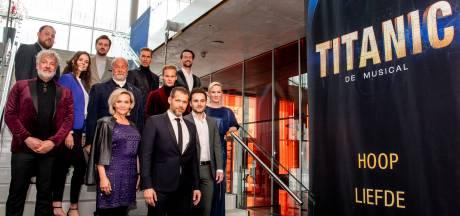 Titanic nog spectaculairder ten onder in nieuwe musical