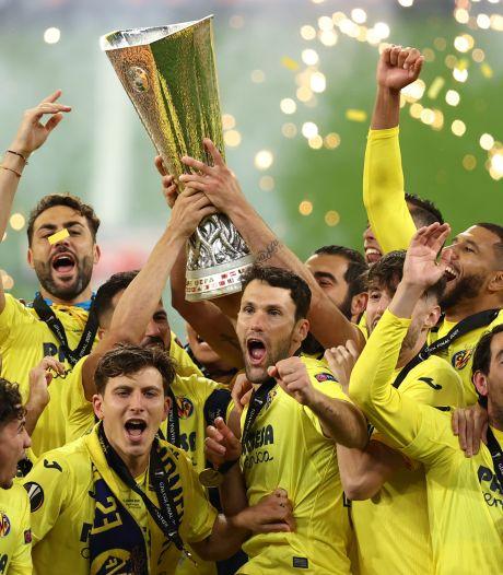 Villarreal grijpt onder 'Koning Europa League' eerste hoofdprijs ooit: Man United geklopt in thriller