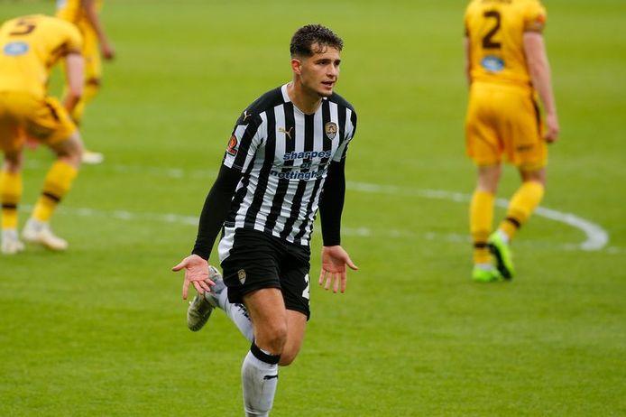 Ruben Rodrigues is de laatste weken aardig op schot bij Notts County. De voetballer uit Best strijdt om promotie naar de League Two, de play-offs zijn binnen handbereik.