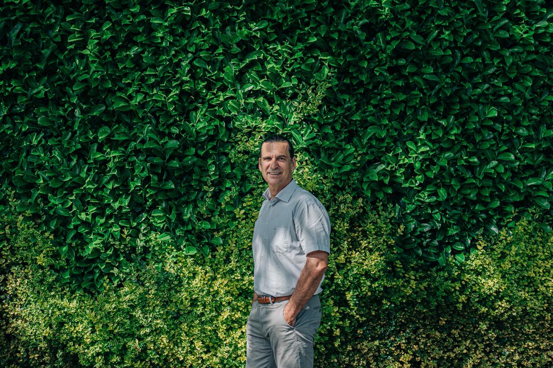 Lieven Annemans: 'Het zorgpersoneel verdient zeker een beter loon, maar met alleen wat meer geld geven is de kous niet af.' Beeld Wouter Van Vooren