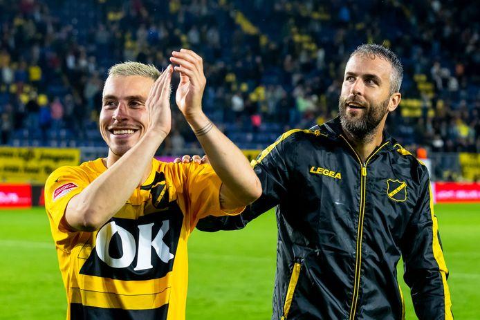Ralf Seuntjens zei vrijdag al dat als Thom Haye zou blijven, dat de beste transfer van NAC zou zijn deze zomer.