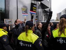 Zwarte Piet-demonstrant weer op vrije voeten