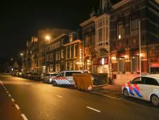 Worsteling met inbreker in Hotel Dordrecht
