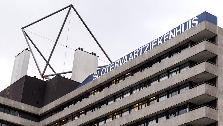Het Slotervaartziekenhuis in Amsterdam. Beeld anp