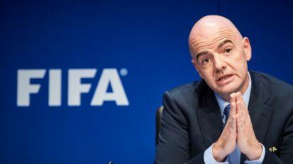 """IT-systeem van FIFA in maart gehackt: """"Vrees dat vertrouwelijke informatie openbaar wordt"""""""