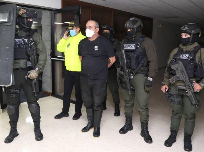 De man van 3 miljard peso's: wie is 'Otoniel', de machtigste drugsbaron sinds Pablo Escobar die eindelijk is ingerekend?