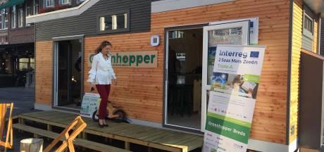Greenhopper trekt de komende twee jaar door Breda