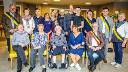 Wat een prestatie: Maria Buffel viert haar 104de verjaardag