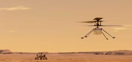La Nasa veut faire voler un hélicoptère sur Mars: pour quoi faire?