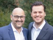 Sybe runt samen met zijn vader een bedrijf: 'Het voelt zo vertrouwd'