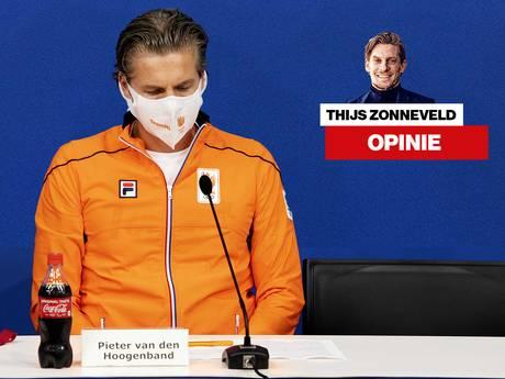 Opinie Thijs Zonneveld | Telkens weer veegt Van den Hoogenband lachend zijn eigen straatje schoon