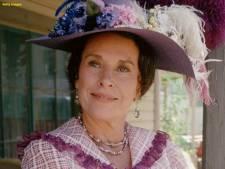 Kleine Huis op de Prairie-actrice overleden