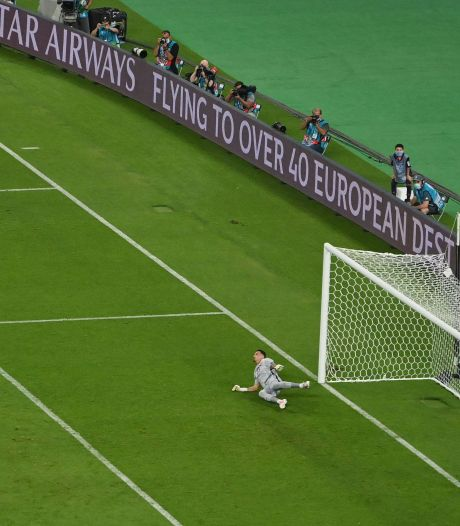 Social media gaan los over gemiste penalty Bale: 'Als je er nog een doel bovenop zet, was 'ie nog mis'