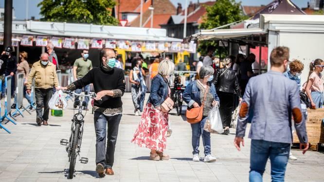 Beurs met elektrische auto's doet zaterdagmarkt (voor een stuk) uitwijken van 't Zand