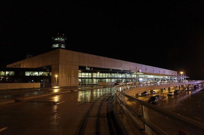 Het vliegtuig was pas opgestegen van de internationale luchthaven van Beiroet toen het van de radar verdween.