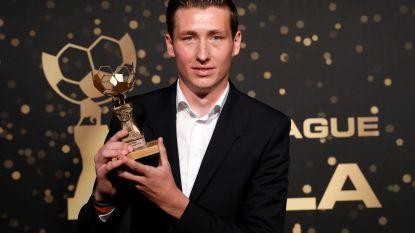 Hans Vanaken verkozen tot Profvoetballer van het Jaar
