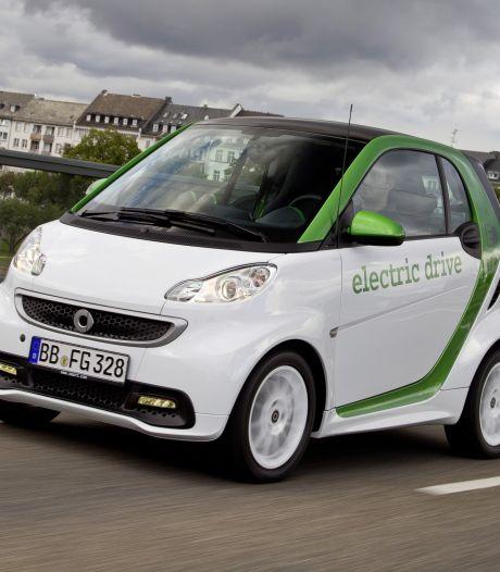 Accu van je elektrische Smart versleten? Dat is dan 17.000 euro!