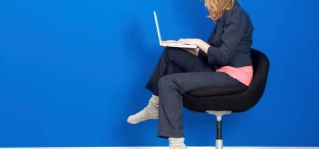 Loon flexwerker helft lager dan bij vast werk