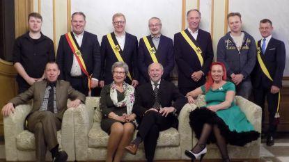 Feest bij ouders Joost Van Hyfte: Etienne en Annie uit Ertvelde vieren gouden jubilee