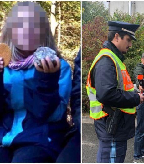 Wanhopige zoektocht naar Julia (8) eindigt in wonder: Duits meisje onderkoeld in bos gevonden
