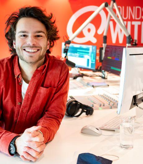 Brabantse dj Joost Swinkels (23) wordt volwassen op de radio