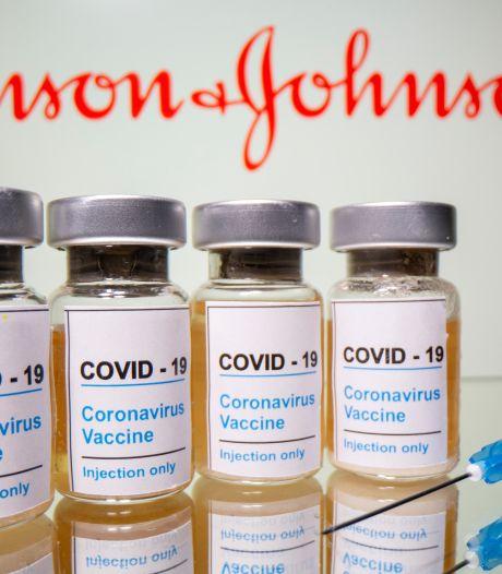 Johnson & Johnson suspend le déploiement de son vaccin en Europe