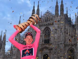 POLL. Bernal? Yates? Of toch maar Evenepoel? Wie wint volgens u de Ronde van Italië?