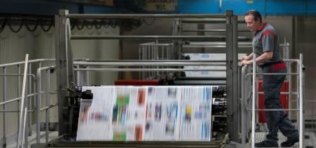 Problemen bij drukkerij; deel van lezers heeft andere editie gekregen