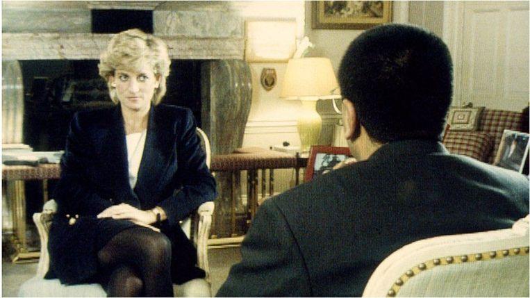 Prinses Diana: 'Een Duitse wagen is tenminste betrouwbaarder dan een Engelse echtgenoot.'  Beeld BBC